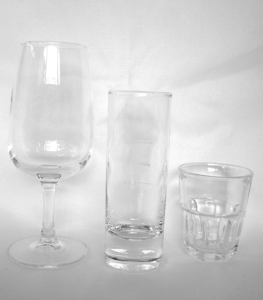 1017-Schnapsglas Produktbild