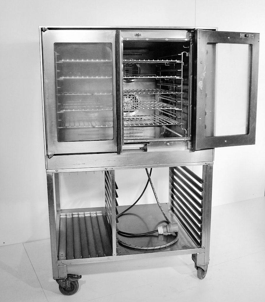 2101 Umluftofen Baeckernorm Produktbild