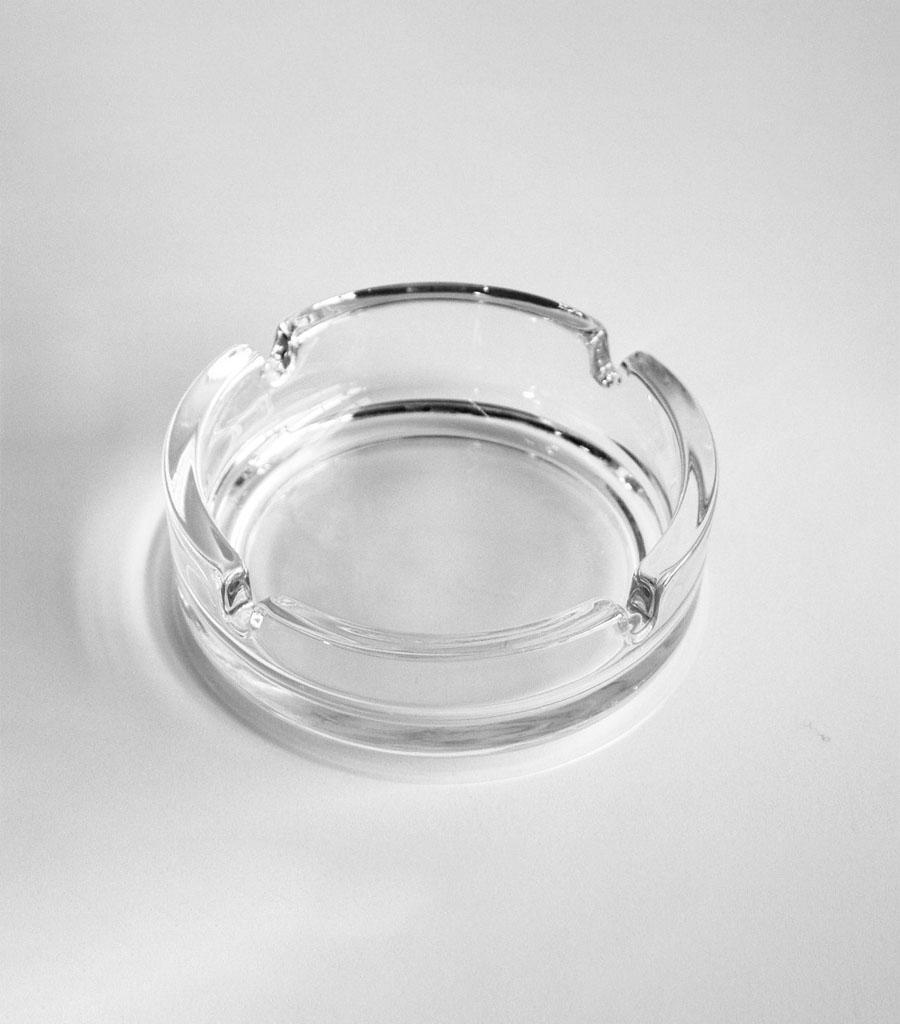 570-Aschenbecher Glas Produktbild