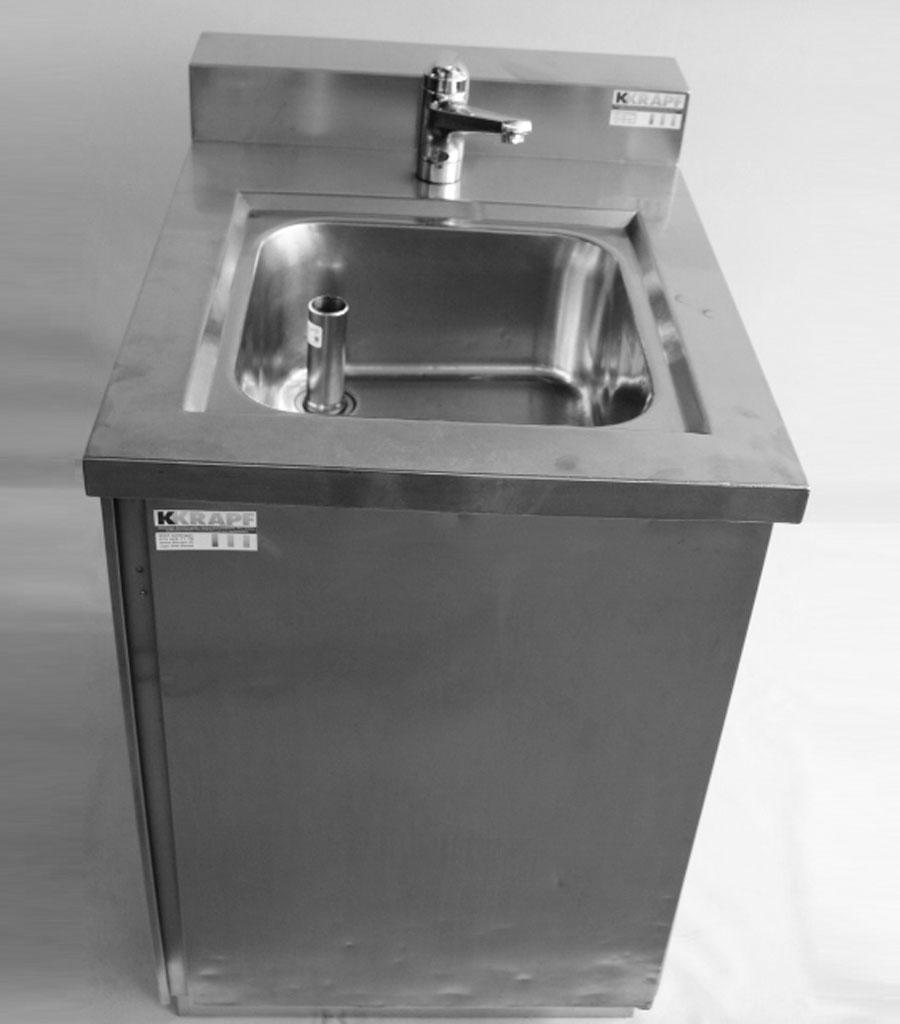 3110 Spültrog klein mit Boiler Produktbild