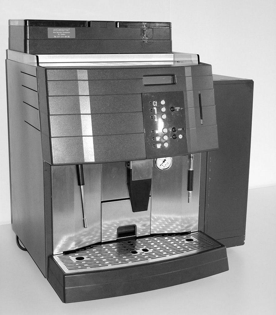 4002 Kaffeemaschine Gastro Tischmodell Produktbild