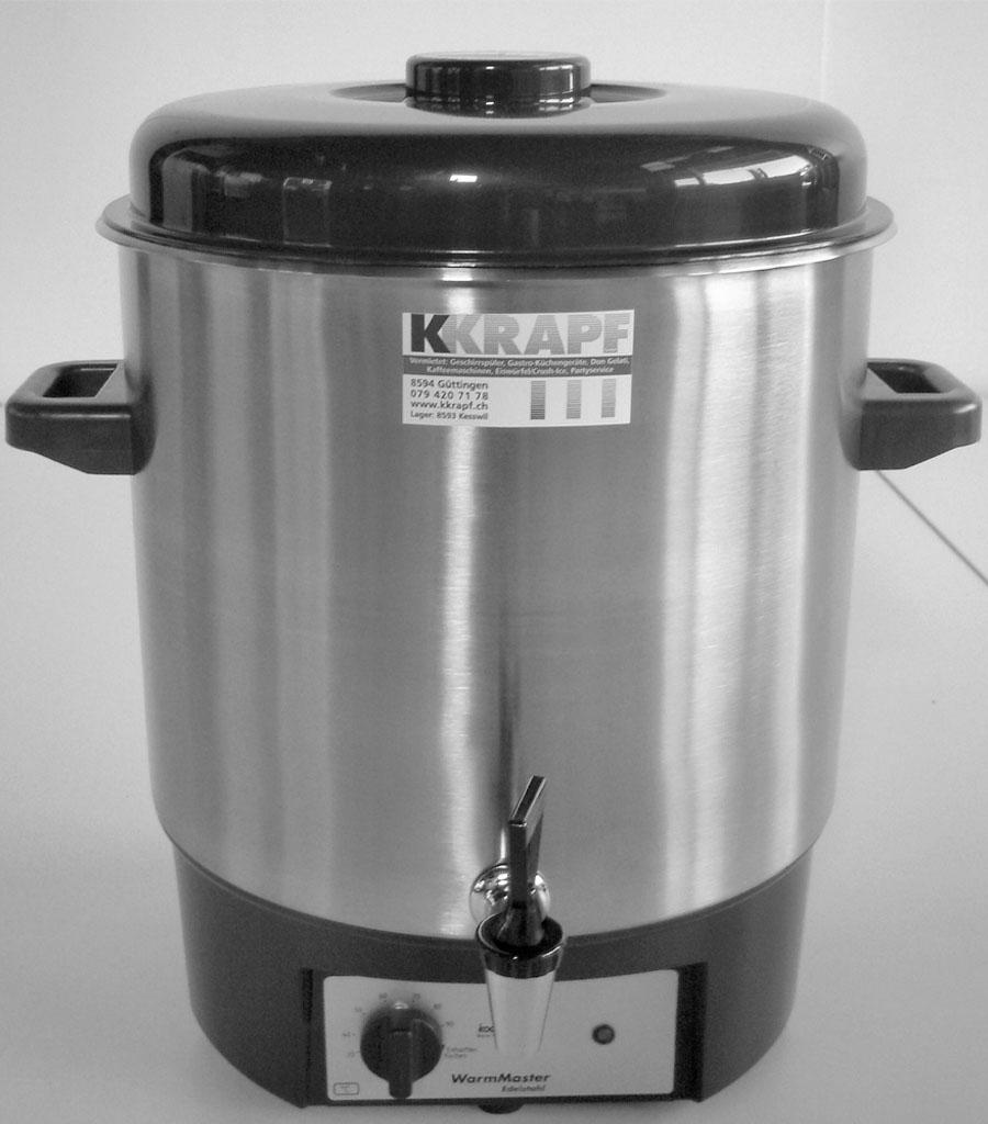 4200-Glühweinkocher Produktbild