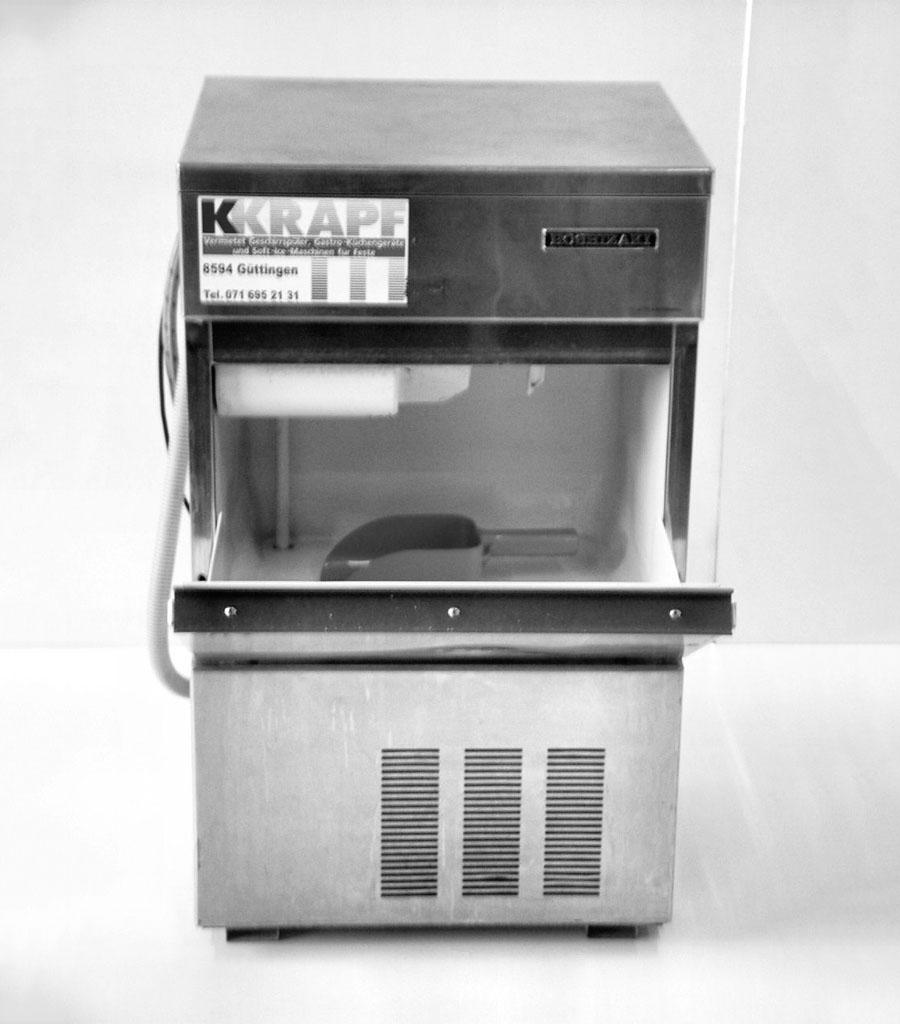 6200-Eiswürfelmaschine Produktbild