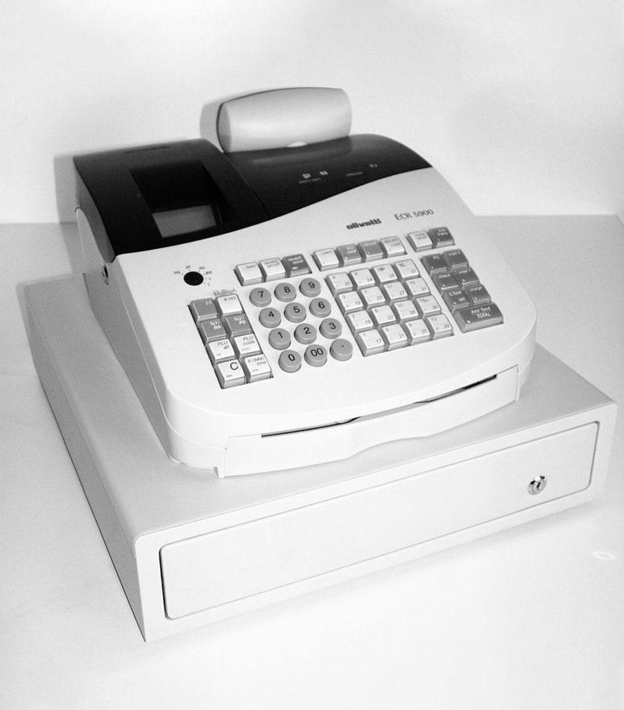700-Registrier Kasse Produktbild