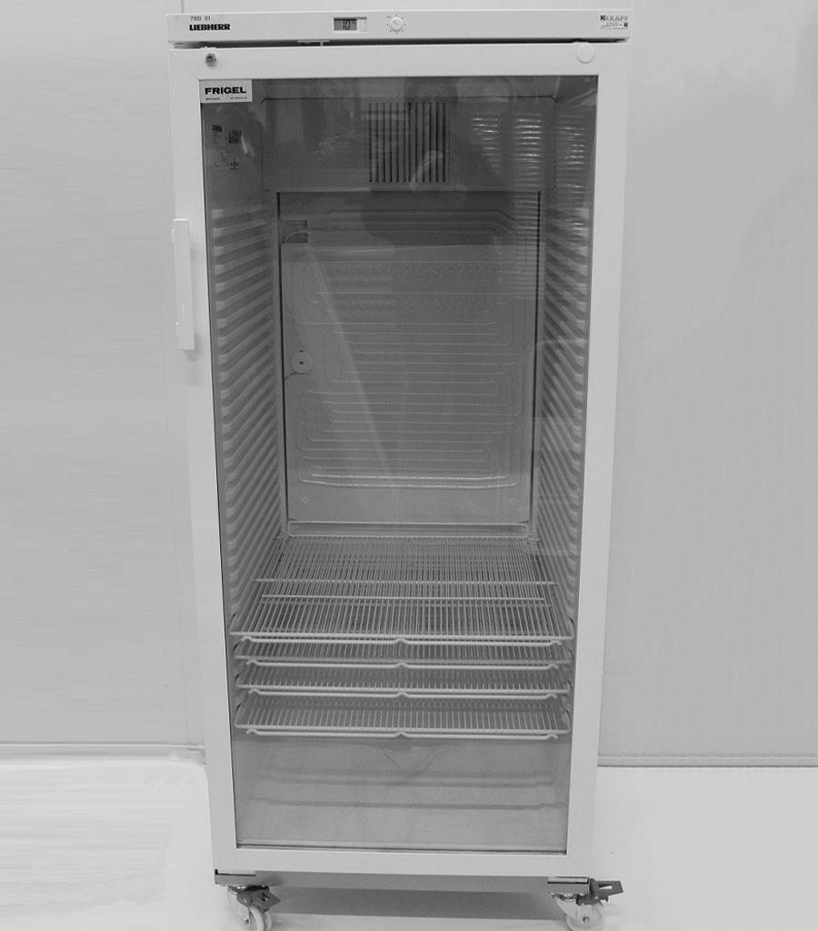 7000-Kühlschrank Gatronorm mit Glastüre Produktbild