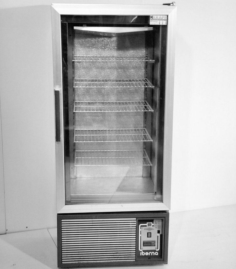 7000a-Kühlschrank Gastronorm mit Glastüre Produktbild
