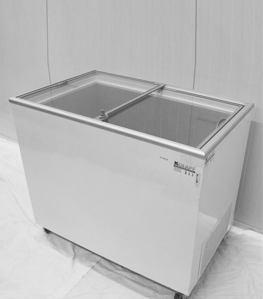 7100-Tiefkühltruhe 150 lit. Produktbild