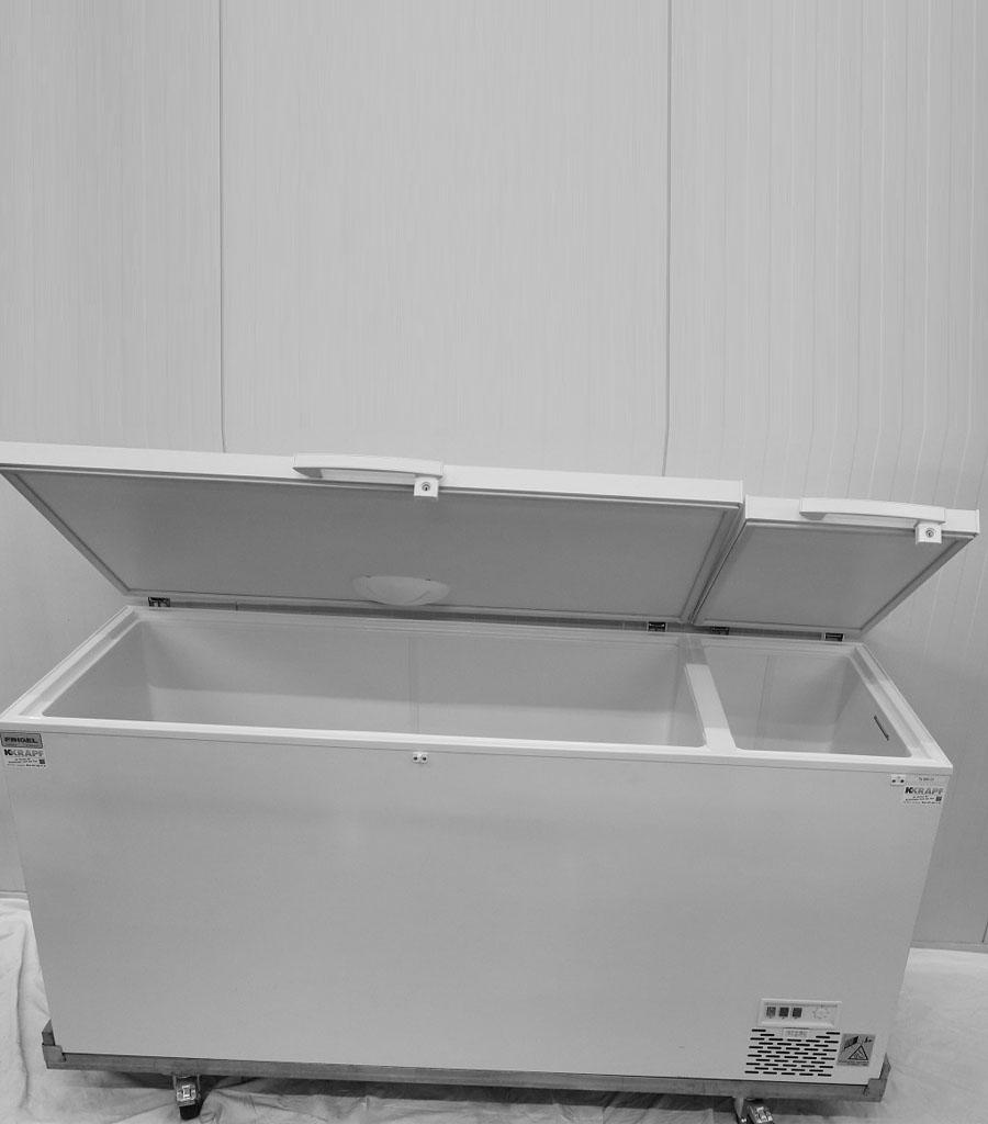 7103-Tiefkühltruhe 840 lit. Produktbild